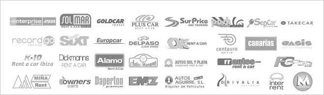 our car hire providers